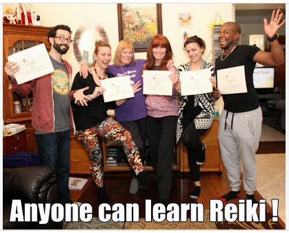 Learn Authentic Traditional Usui Reiki � Reiki 1 Class and Reiki Training Certification and Chakra Balance