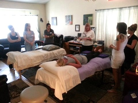 Reiki Massage Las Vegas by Anne Penman